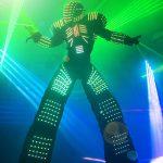 Robot Lumynight Lightman