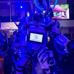 Robot Peugeot Lumynight