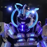 Robot Cyborg Lumynight