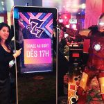 Iron Man au Casino de Pau à l'accueil