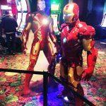 Iron Man au Casino de Pau