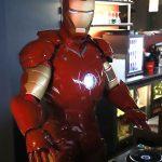 Iron Man DJ au Casino de Pau