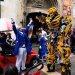 Marché de Noêl de Carcassonne
