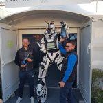 Cyborg avec Nicolas Feuillate