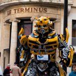 Robot Transformer à Carcassonne