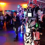 2 Cyborgs Concession peugeot Pau