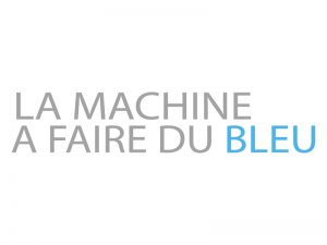 Logo La machine à faire du bleu